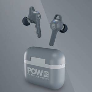Skullcandy Protect Our Winters Indy Earphones