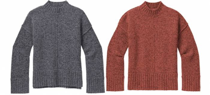 smartwool bell meadow sweater W