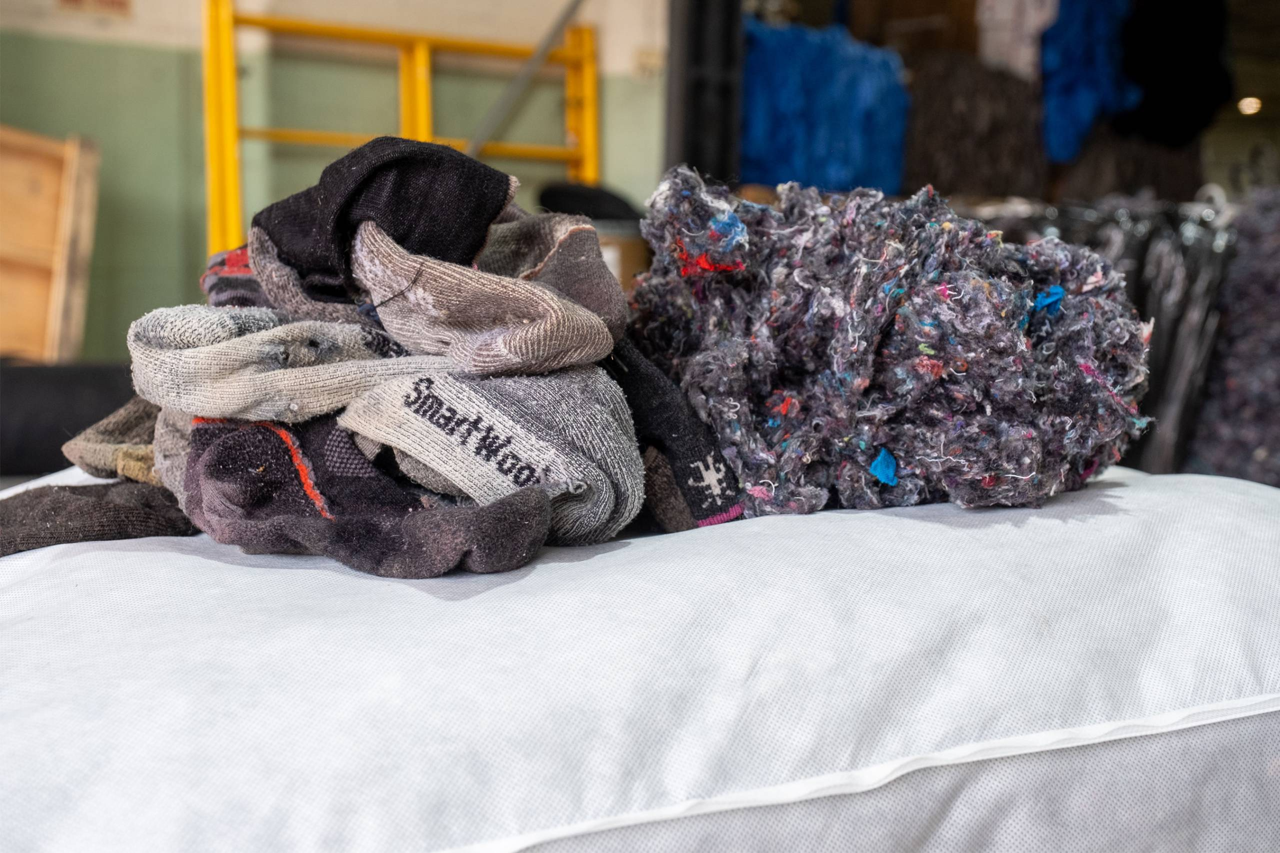 Smartwool recycling