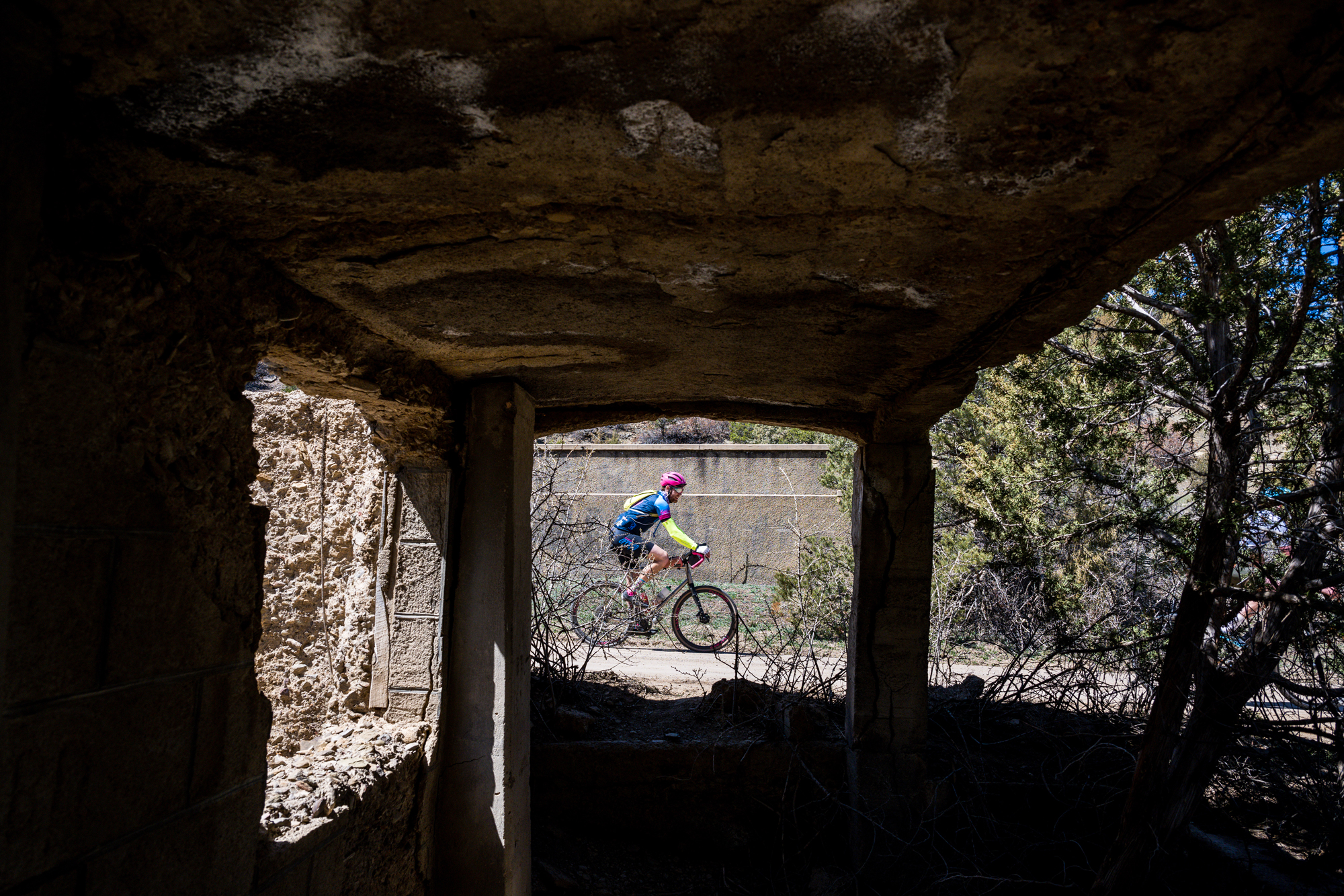 The Rad Gravel Ride through ruins