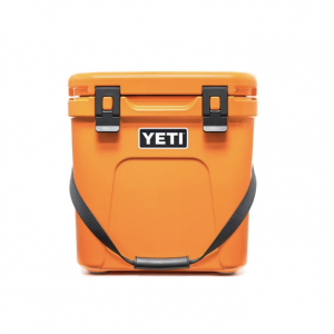 YETI King Crab Orange Roadie Cooler