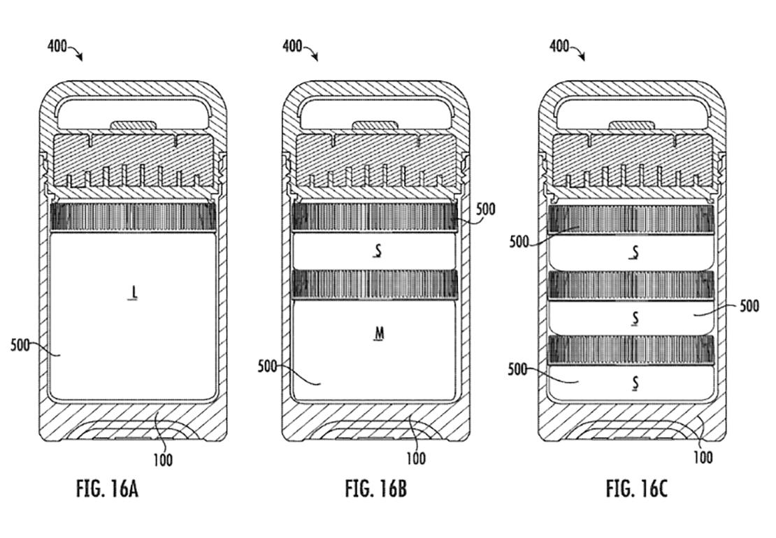 yeti patent containers