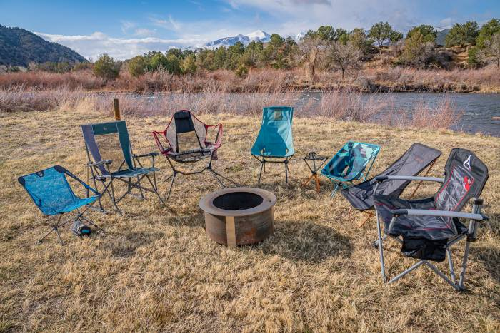 Testing the Best Camping Chairs of 2021