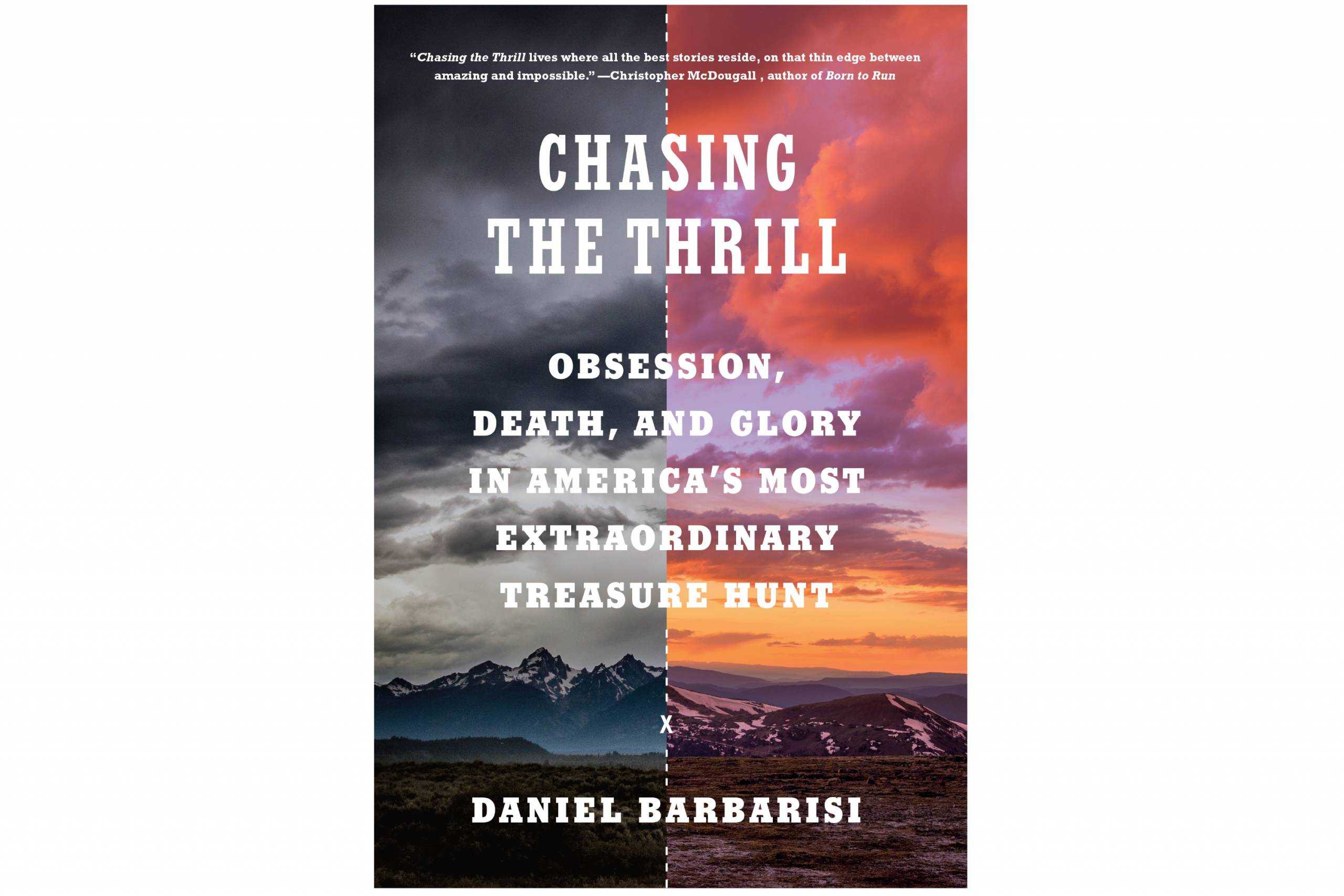 Chasing-the-Thrill-by-Daniel-Barbarisi-book-cover