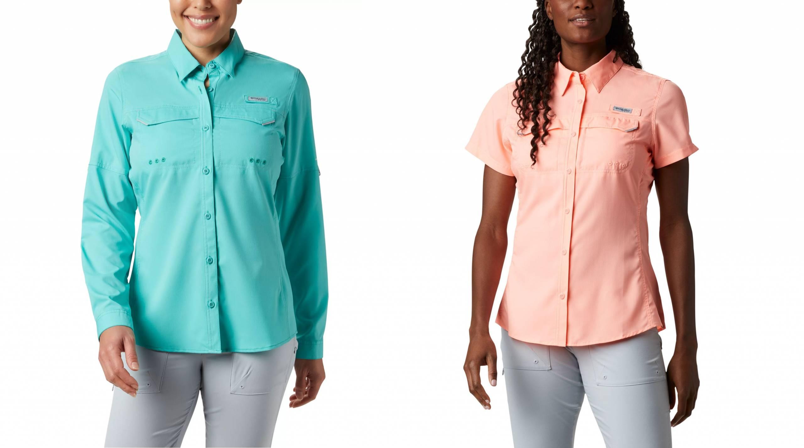 Columbia PFG Lo Drag Shirt