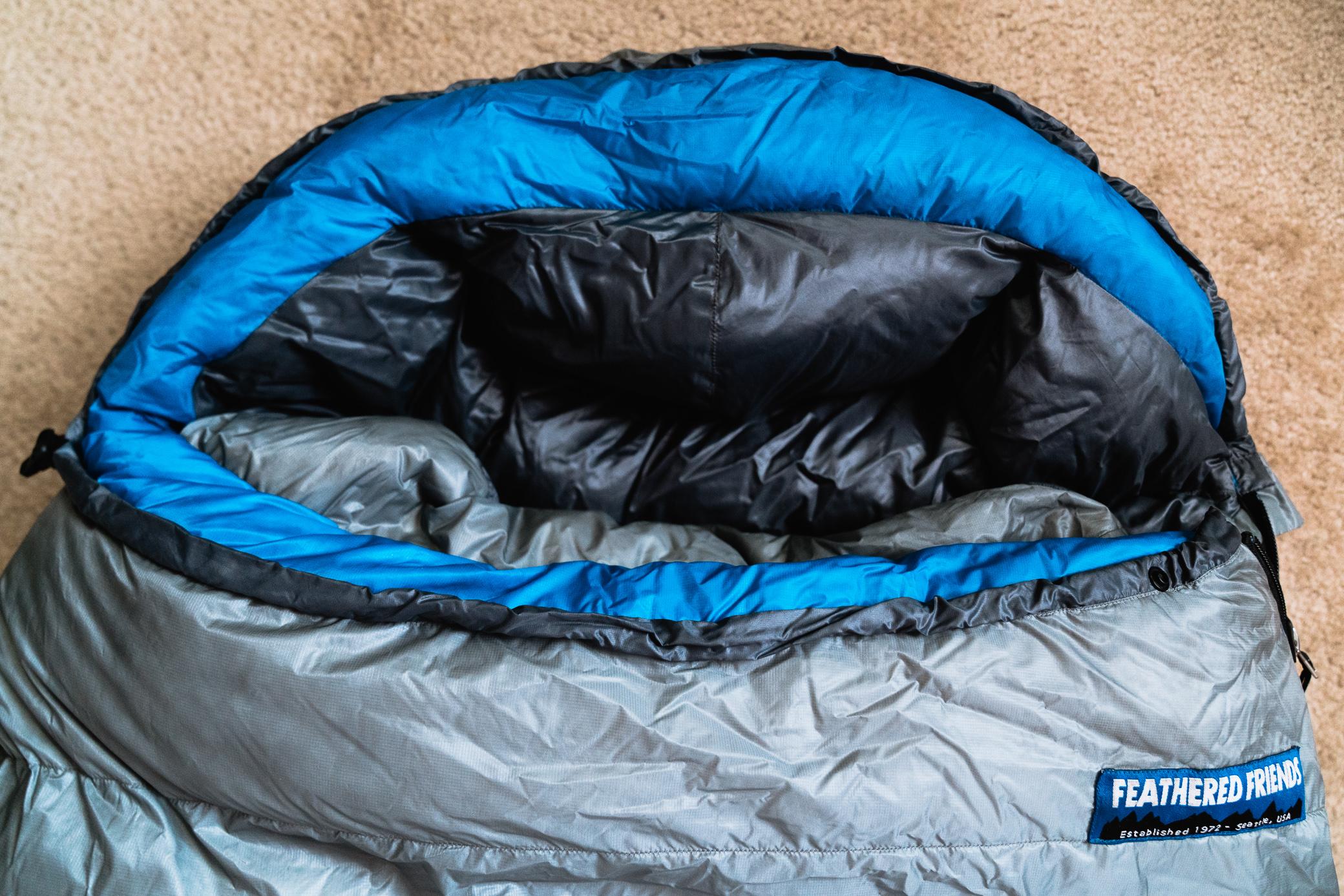 Feathered Friends Lark 10 UL Sleeping Bag