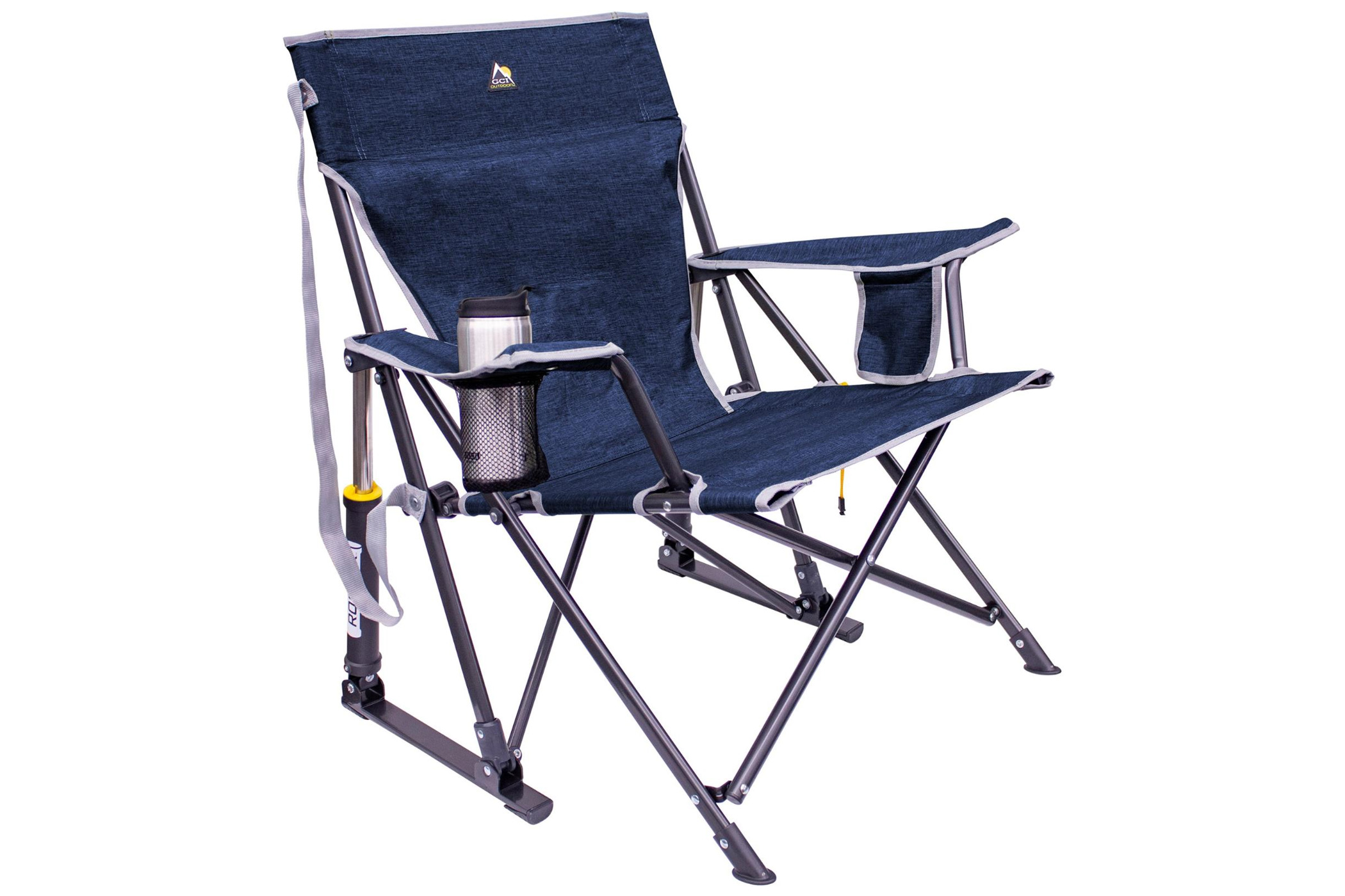 GCI Outdoor Kickback Rocker Chair