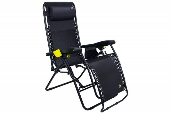GCI Gravity Free Camping LoungeChair
