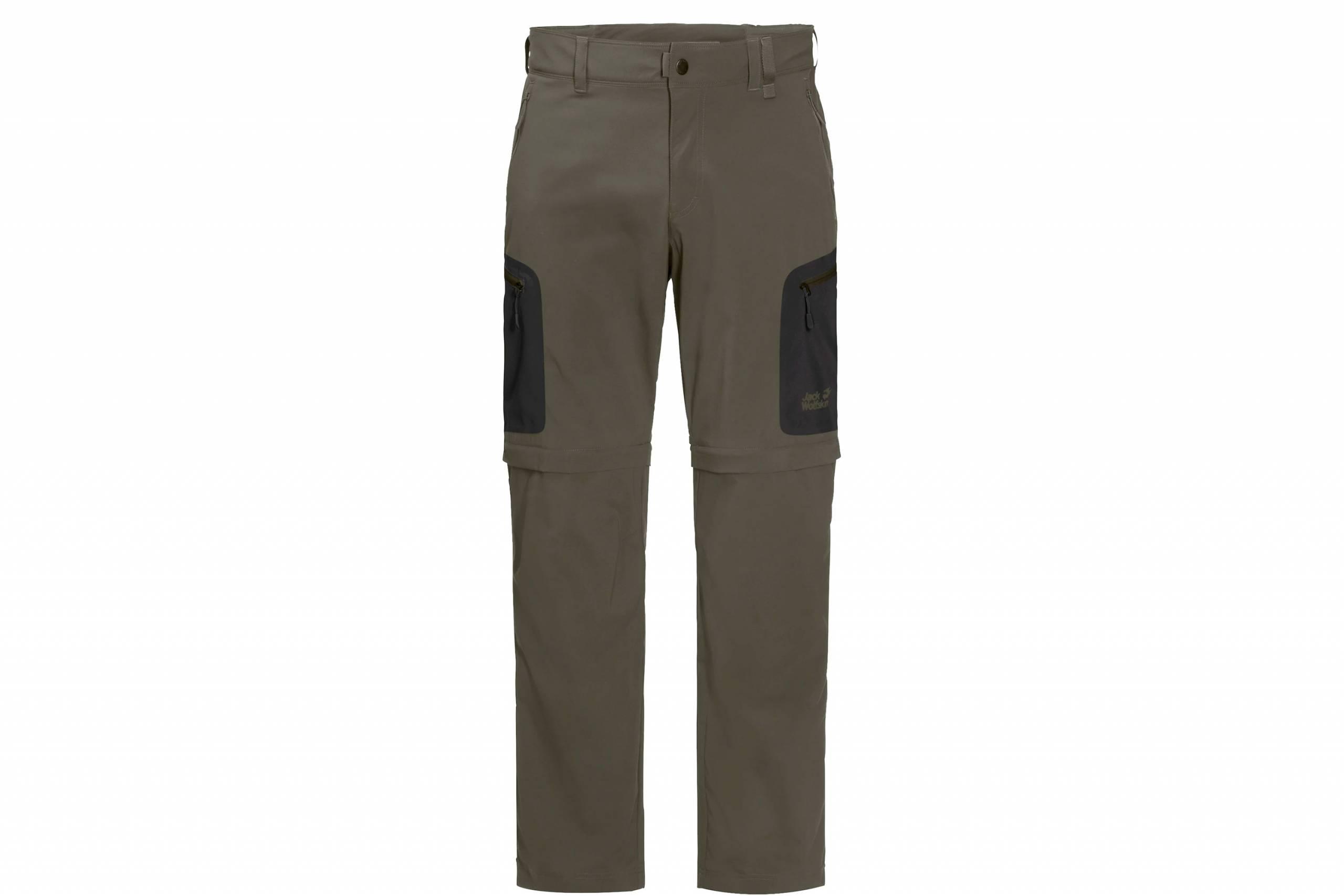 Jack Wolfskinn Activate Light Zip Off pants