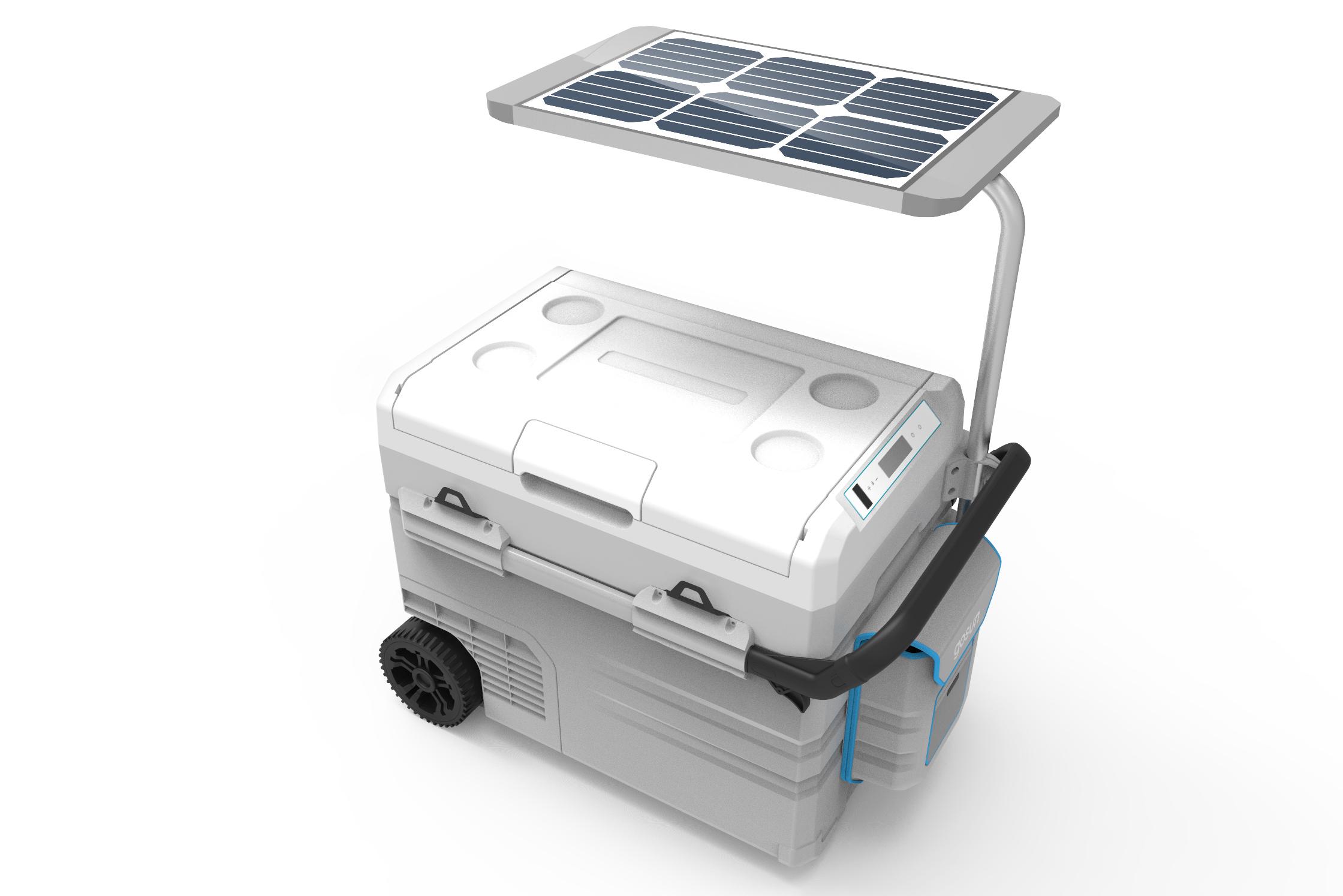 GoSun Chillest solar cooler