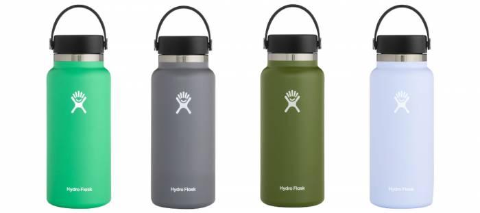 HydroFlask 32 oz.  with flex cap