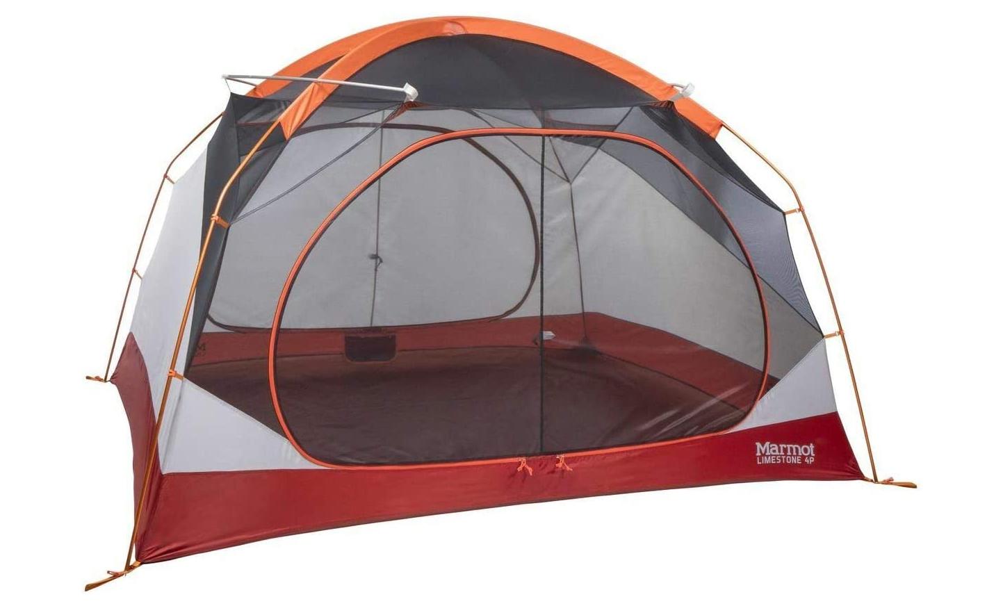 Marmot Limestone 4 Person Car Camping Tent