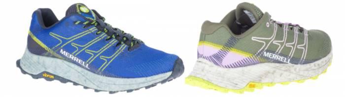 Merrell Moab Flight trail shoes mens womens