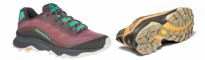 Merrell Moab Speed sneaker hiker womens mens