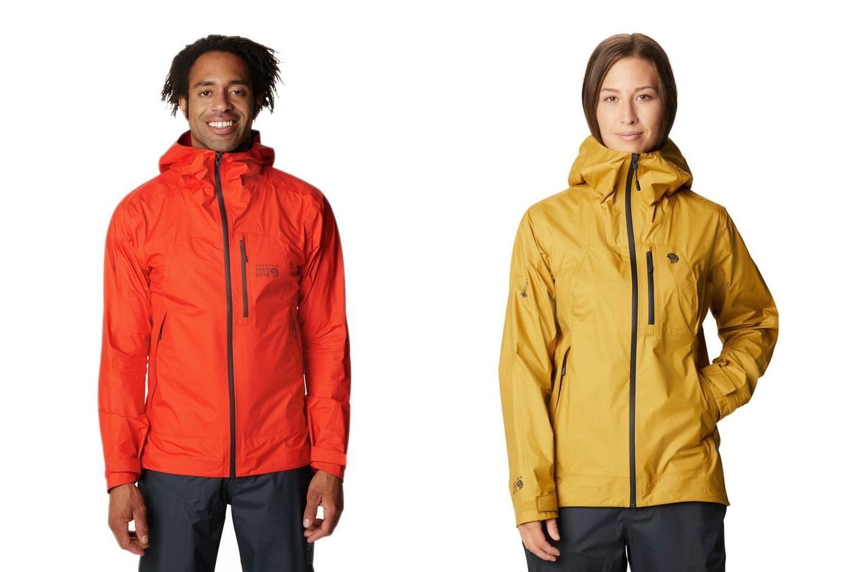 Mountain Hardwear Exposure2 Paclite Plus