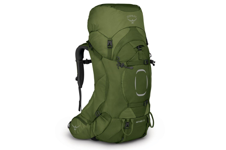 Osprey Aether 55 backpack