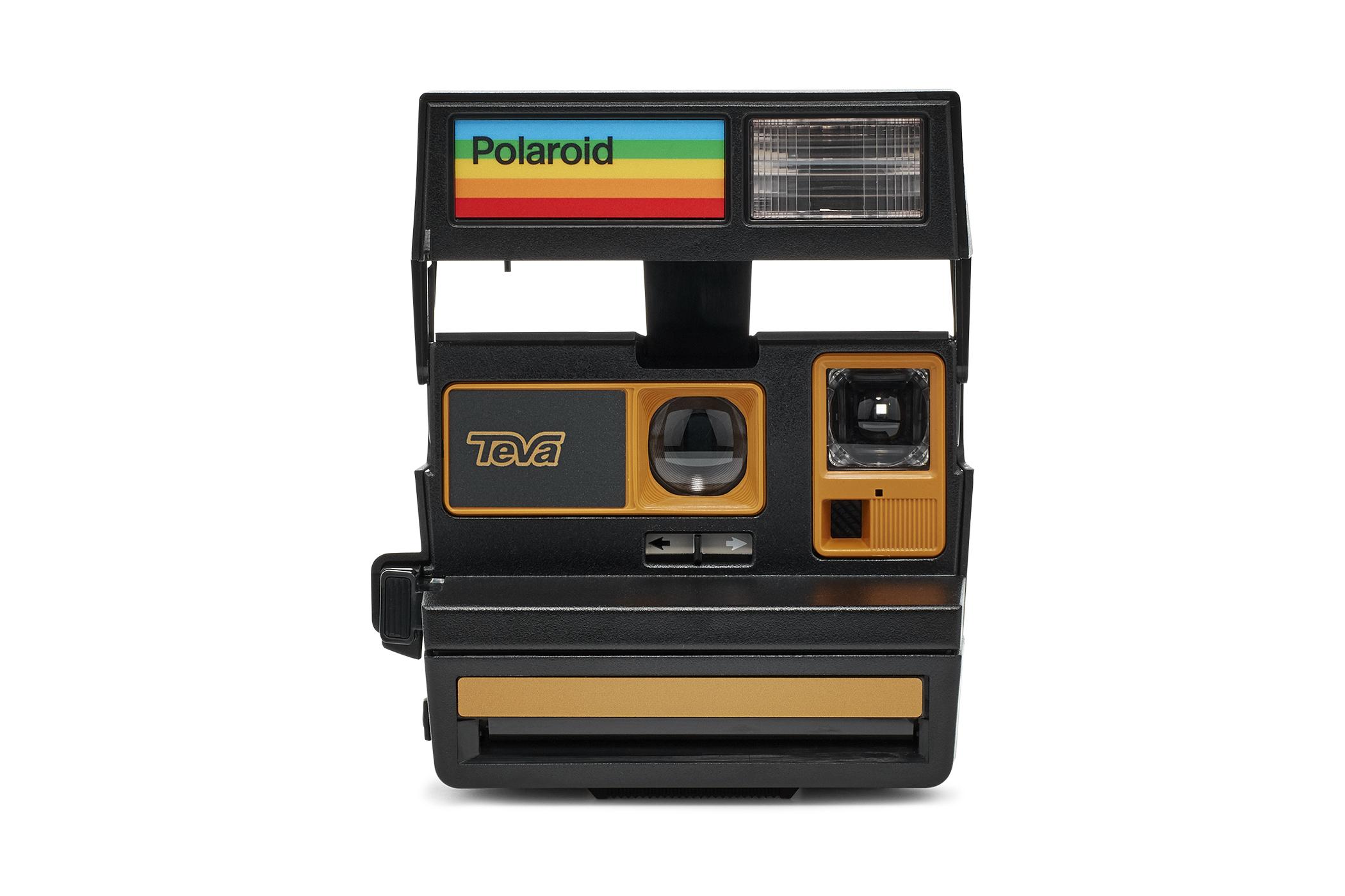 Teva x Polaroid camera
