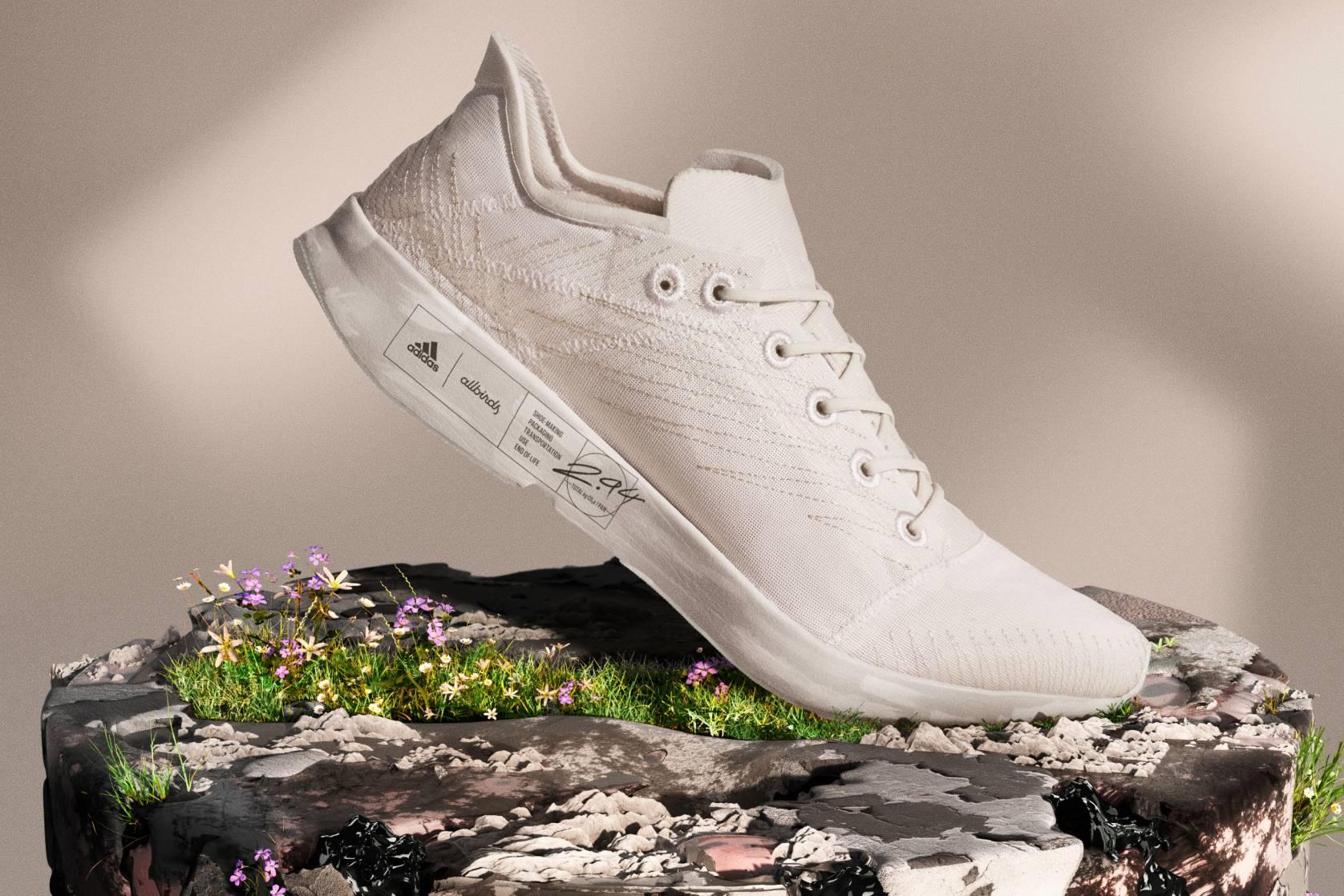 adidas Allbirds FUTURECRAFT.FOOTPRINT