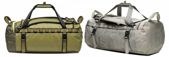 Backcountry tractor 40l duffel bag