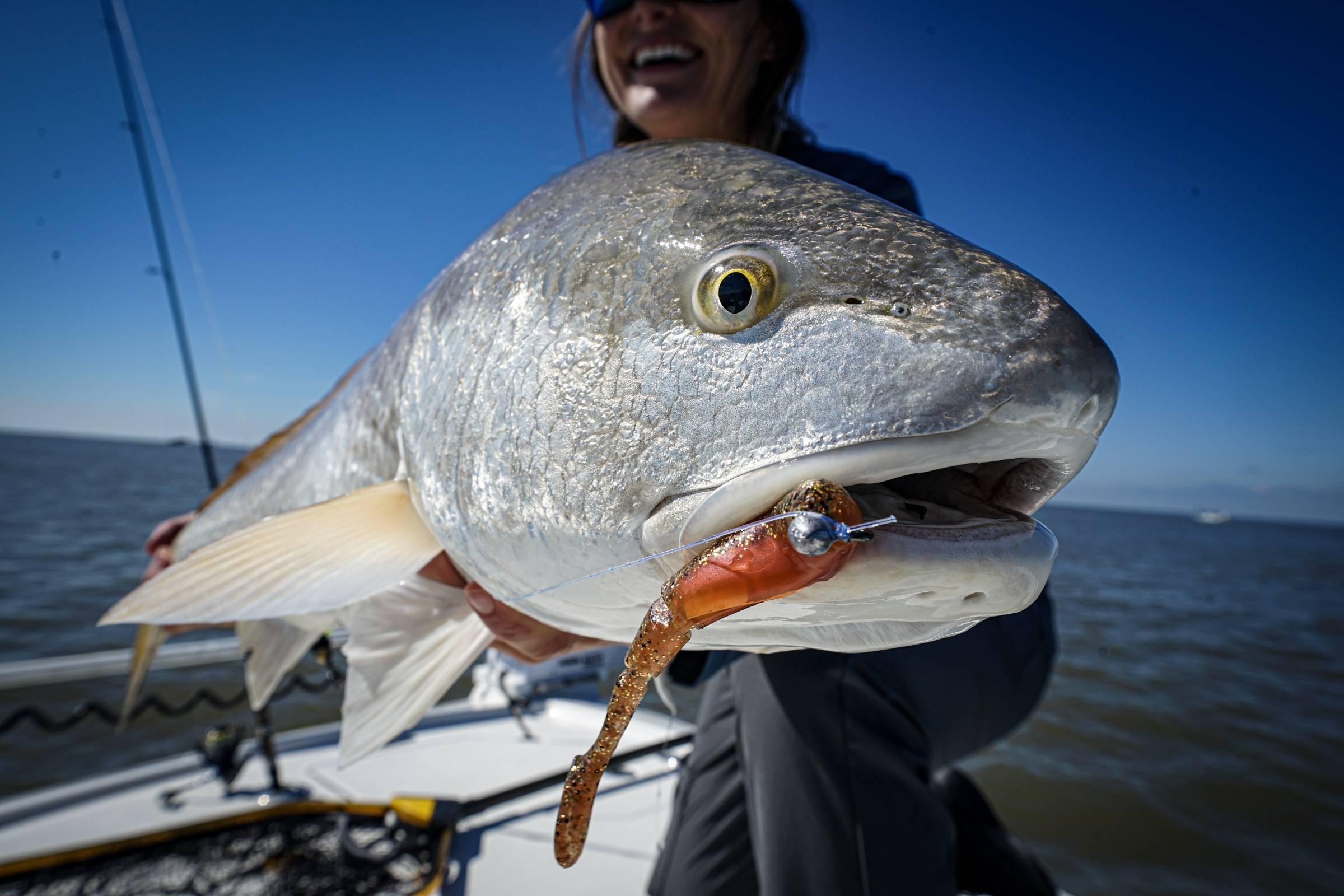 Florida redfishing