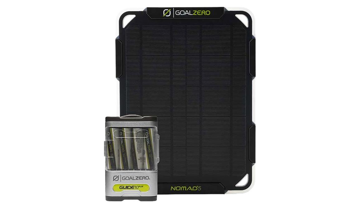 goal zero solar kit