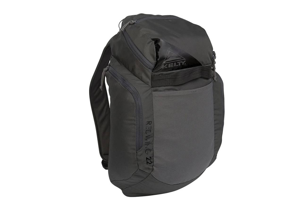 kelty redwing 22L pack in black