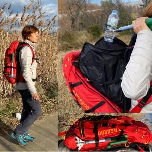 Kngaroo Accordion Backpack