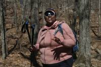 Hiking With Mirna: Get Joy, Laughs, and Pro Tips From 'The Mirnavator'