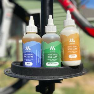mountainFLOW Plant-Based Bike Lube