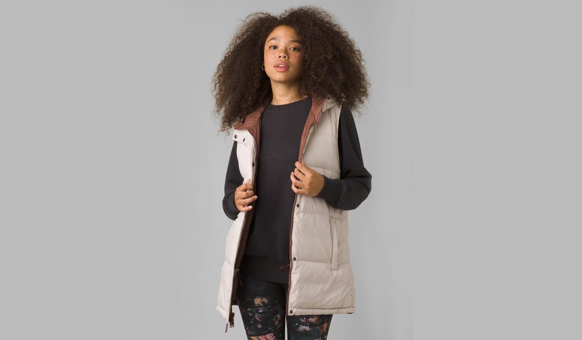Prana Ice Thistle Vest