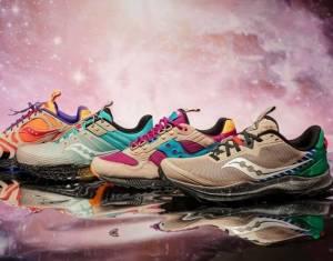 Saucony Astrotrail Zodiac Sneakers