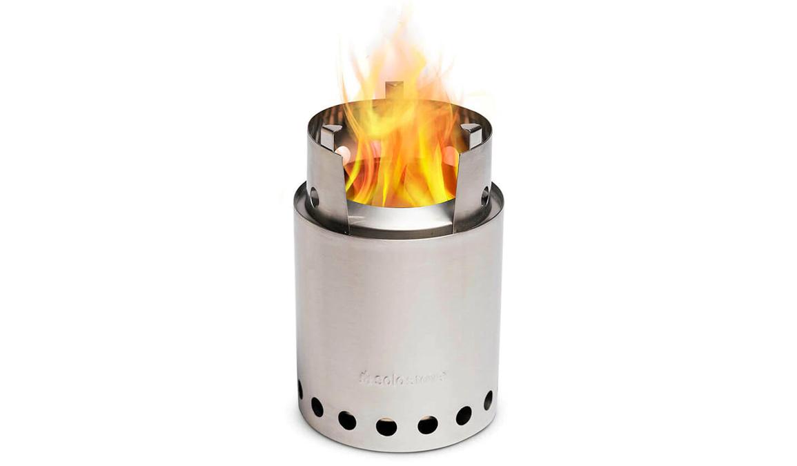 Solo stove titanium