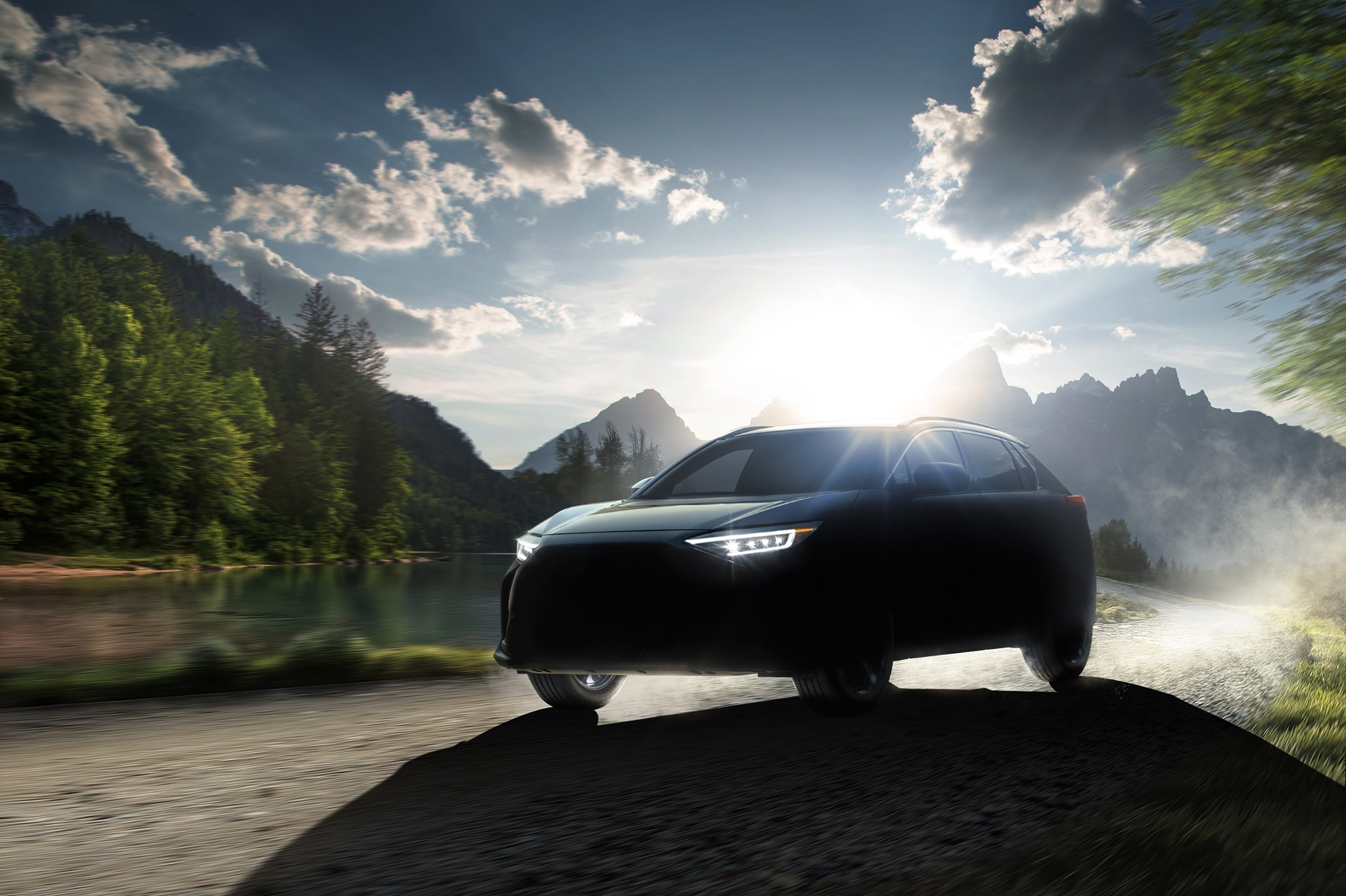 Subaru of America Announces First Electric Vehicle, the Solterra