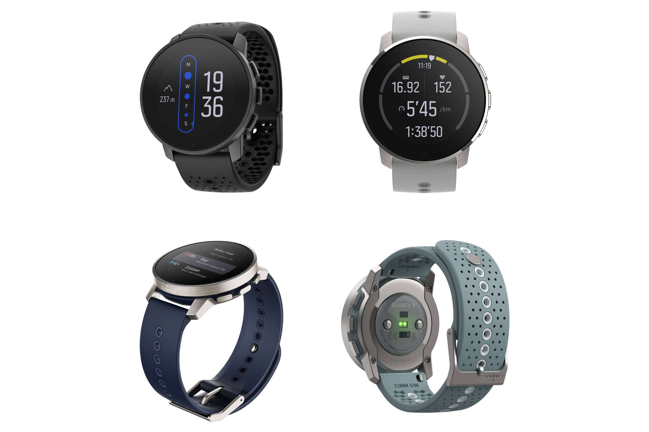 suunto 9 peak smart watch