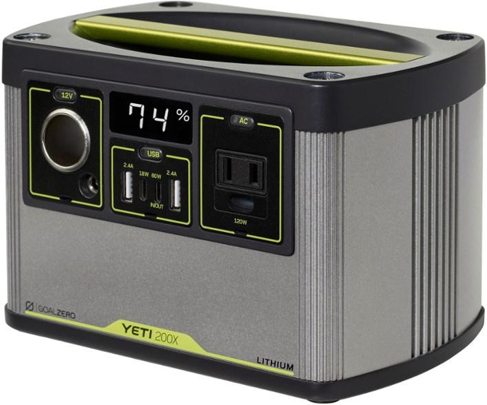 Goal Zero Yeti Lithium 200x Portable Power Plant
