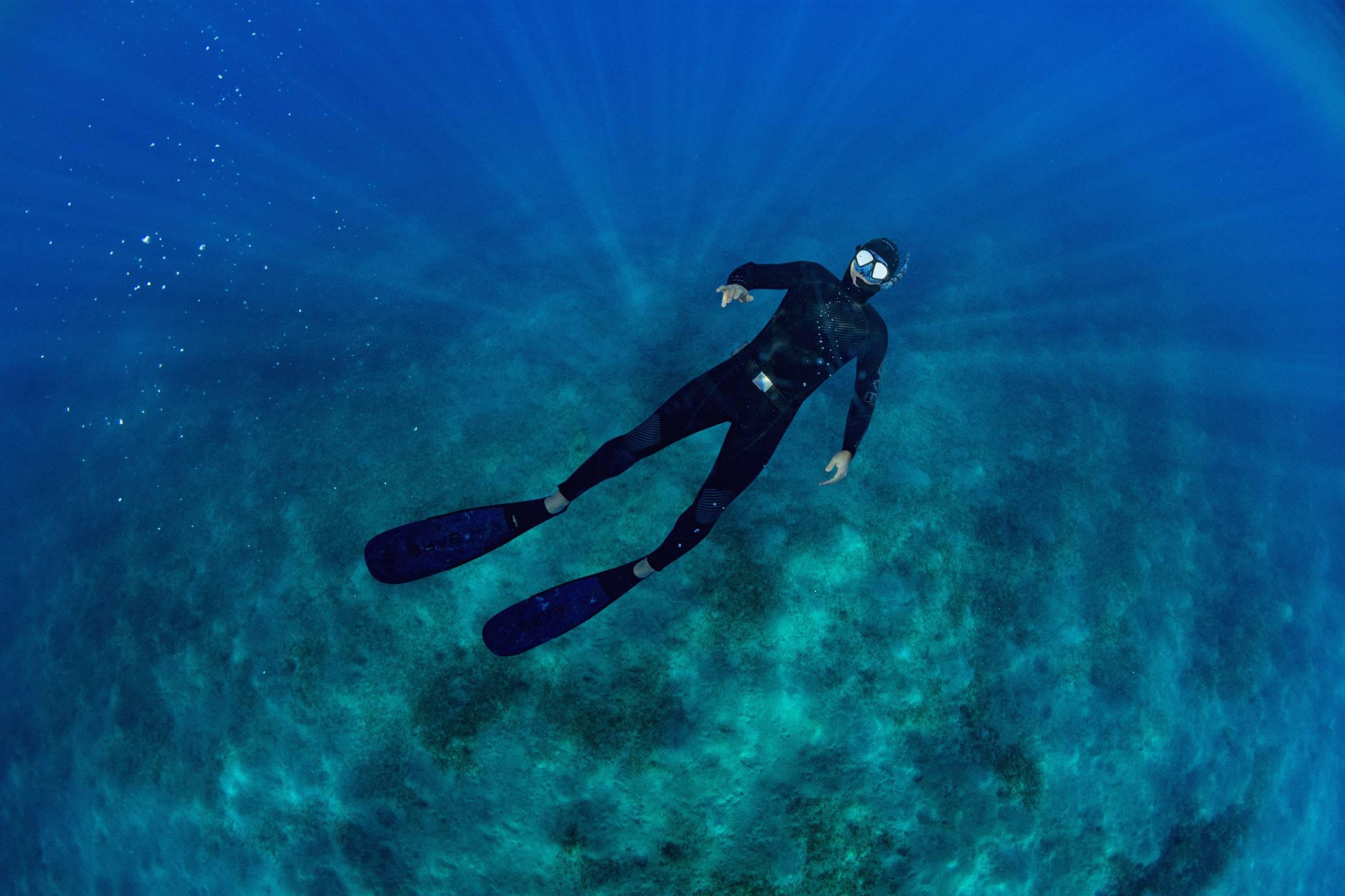 Oceanic-predator-series-diving-kit