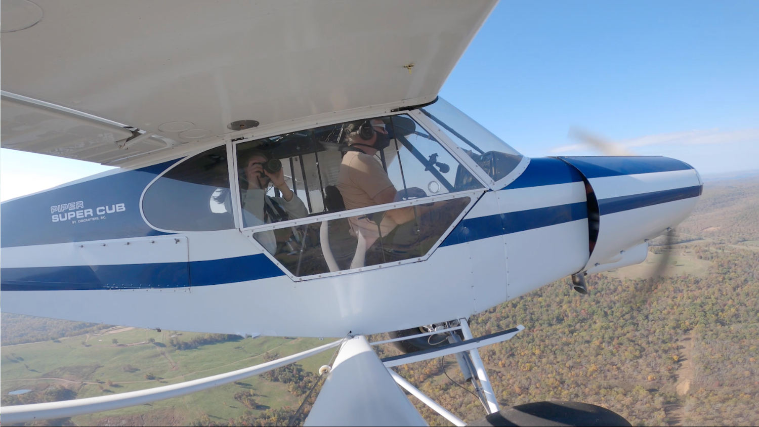 Arkansas Backcountry Aviation giveaway plane sightseeing
