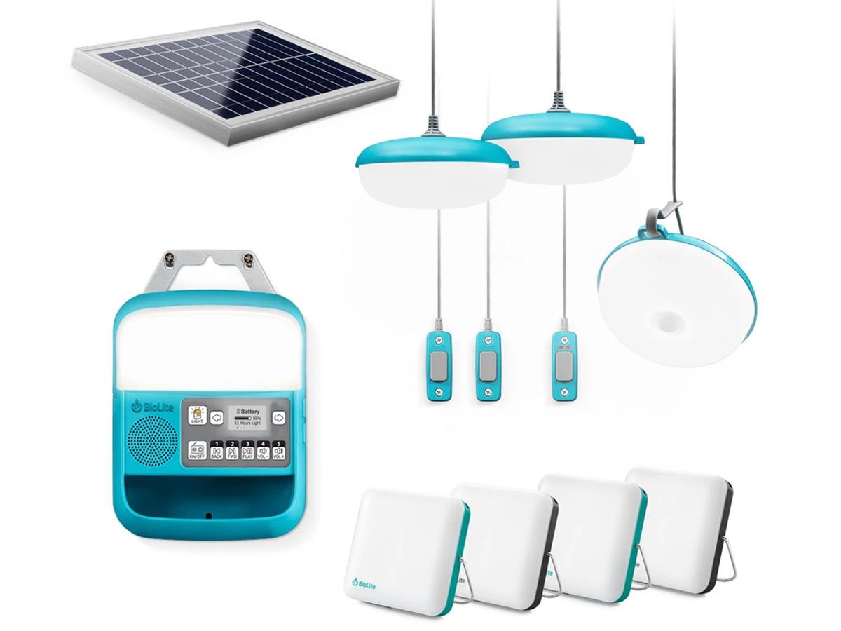 BioLite Solar Starter Pack