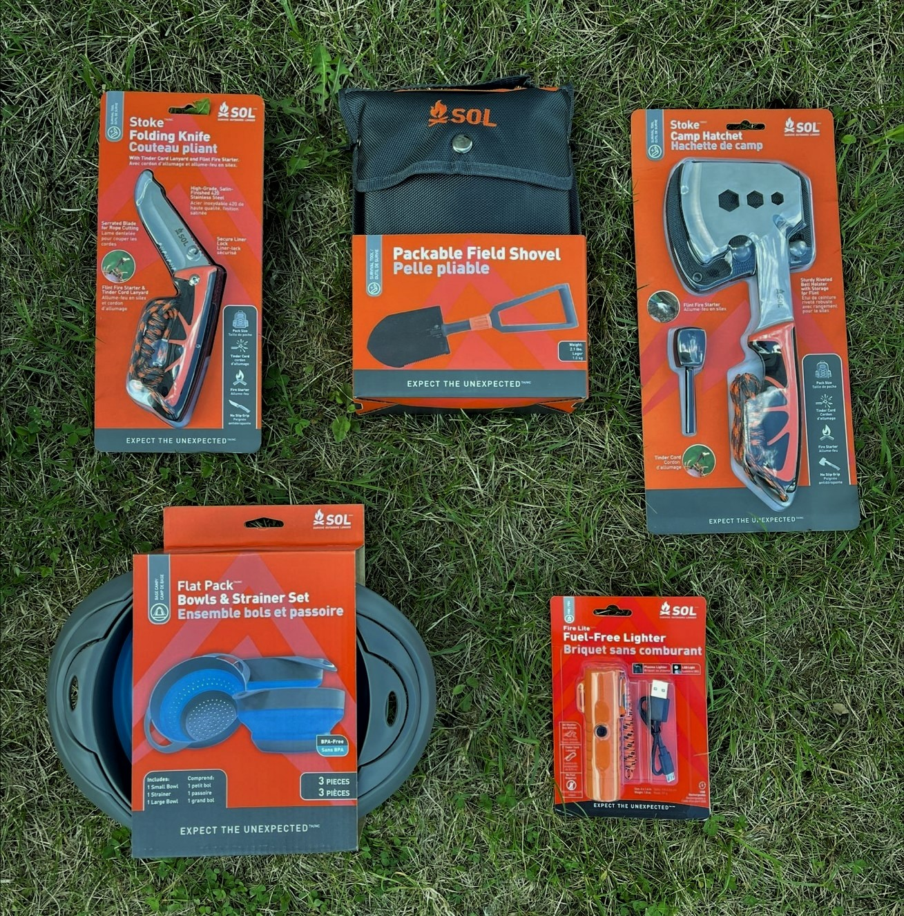 Free Gear Fridays: New-to-Market Survival Kit From Survive Outdoors Longer