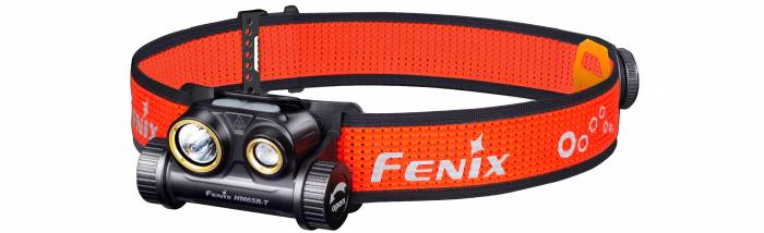 Fenix HM65R-T-5 headlamp light