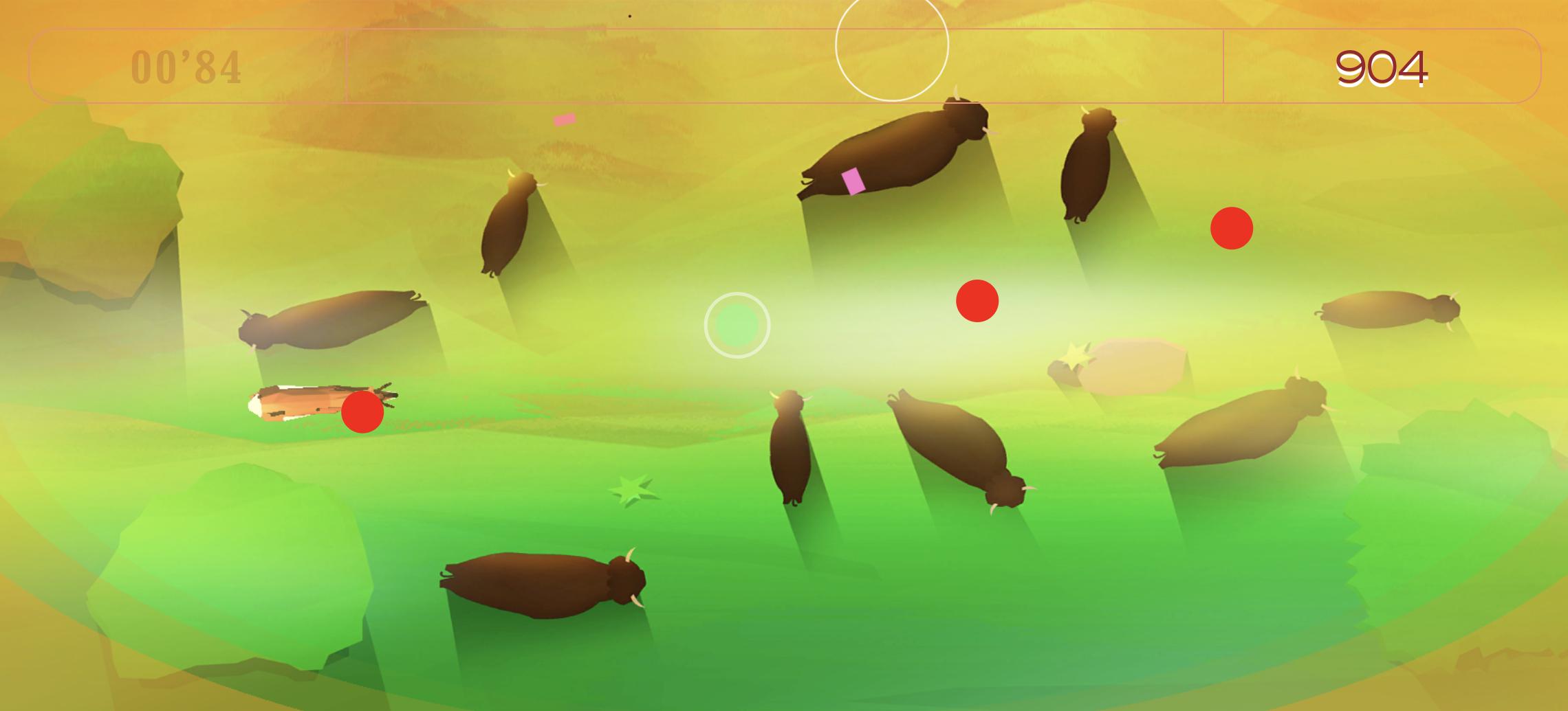 Prairie Dash game