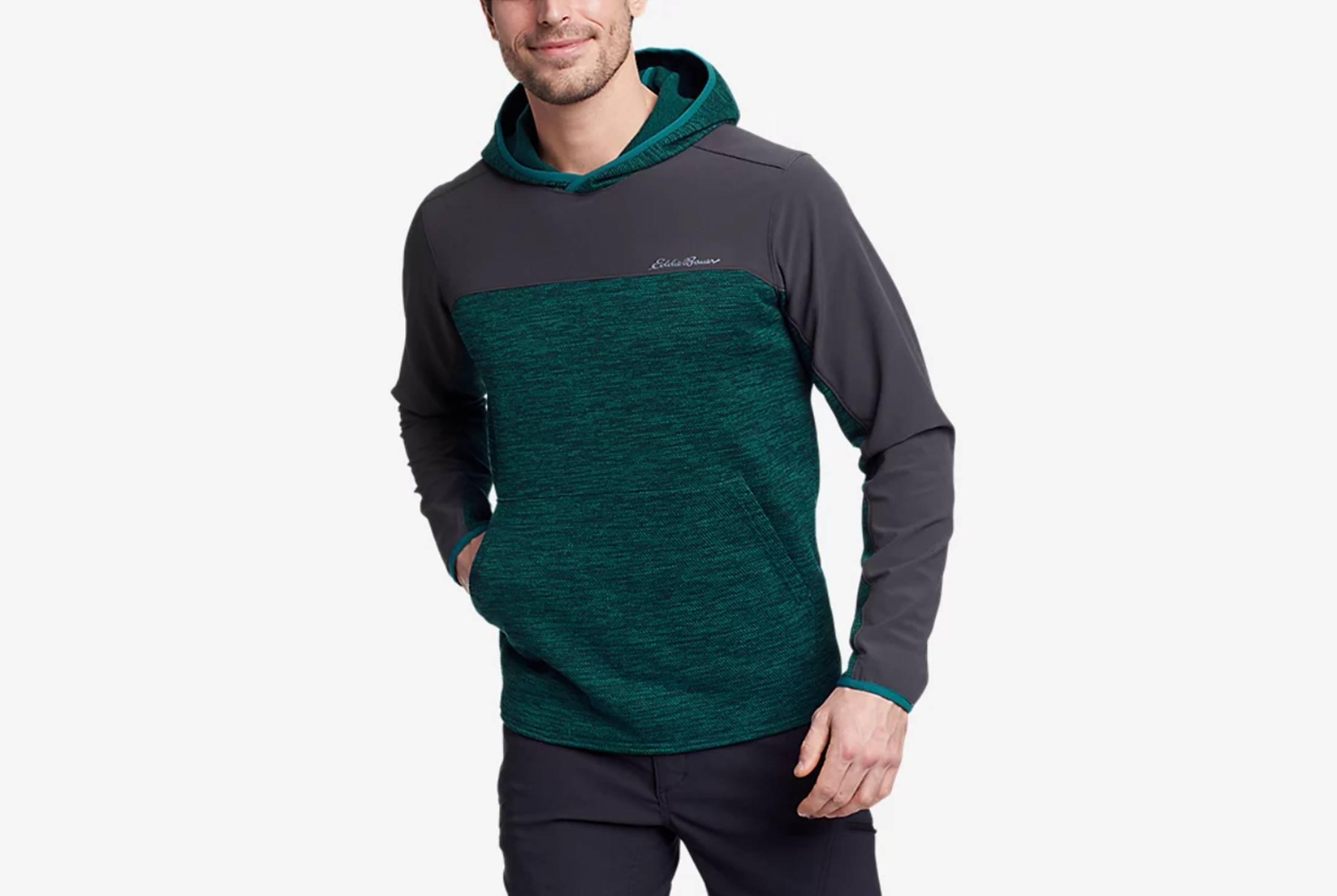 Eddie Bauer on the Run hoodie
