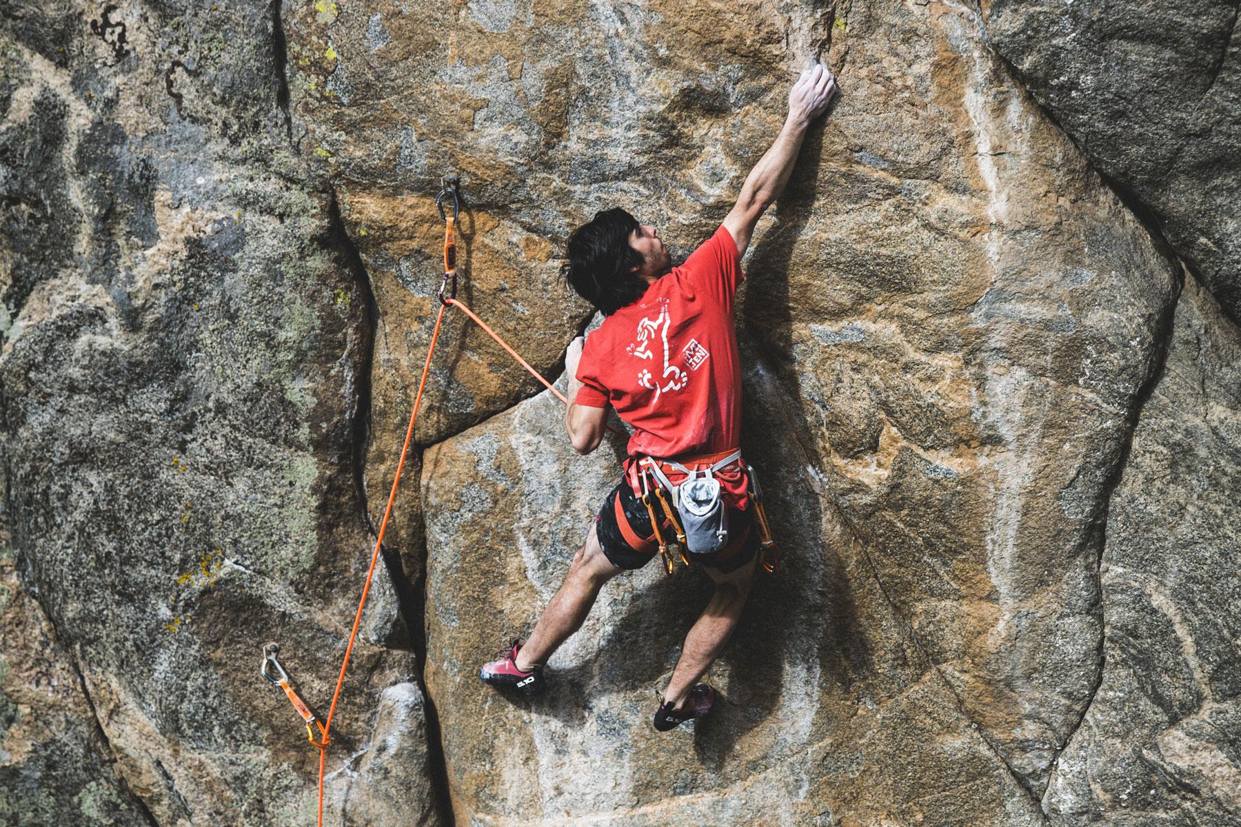 climbing - five ten's niad lace