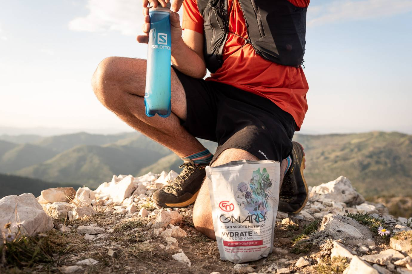 trail runner gnarly hydrate mix