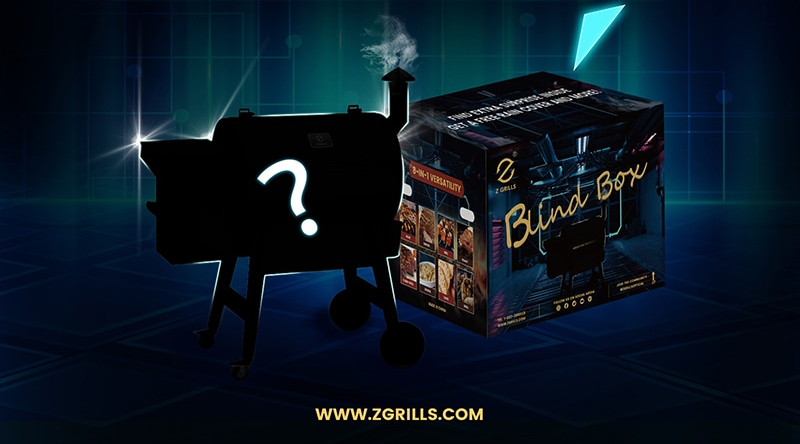 z grills blind box special