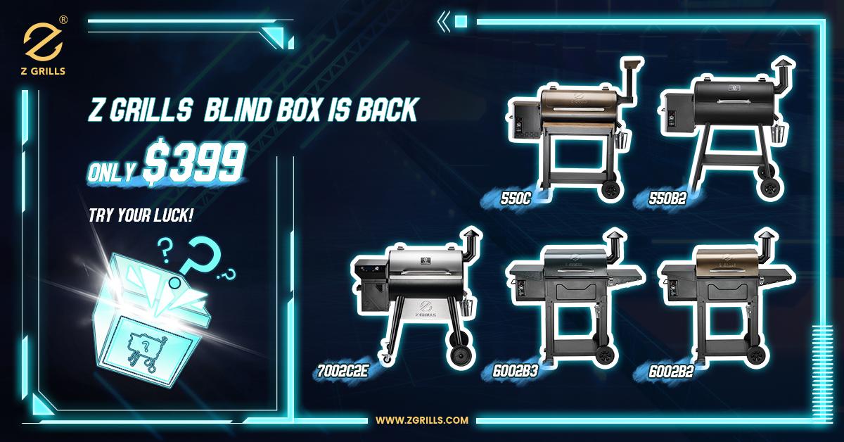 zgrills blind box