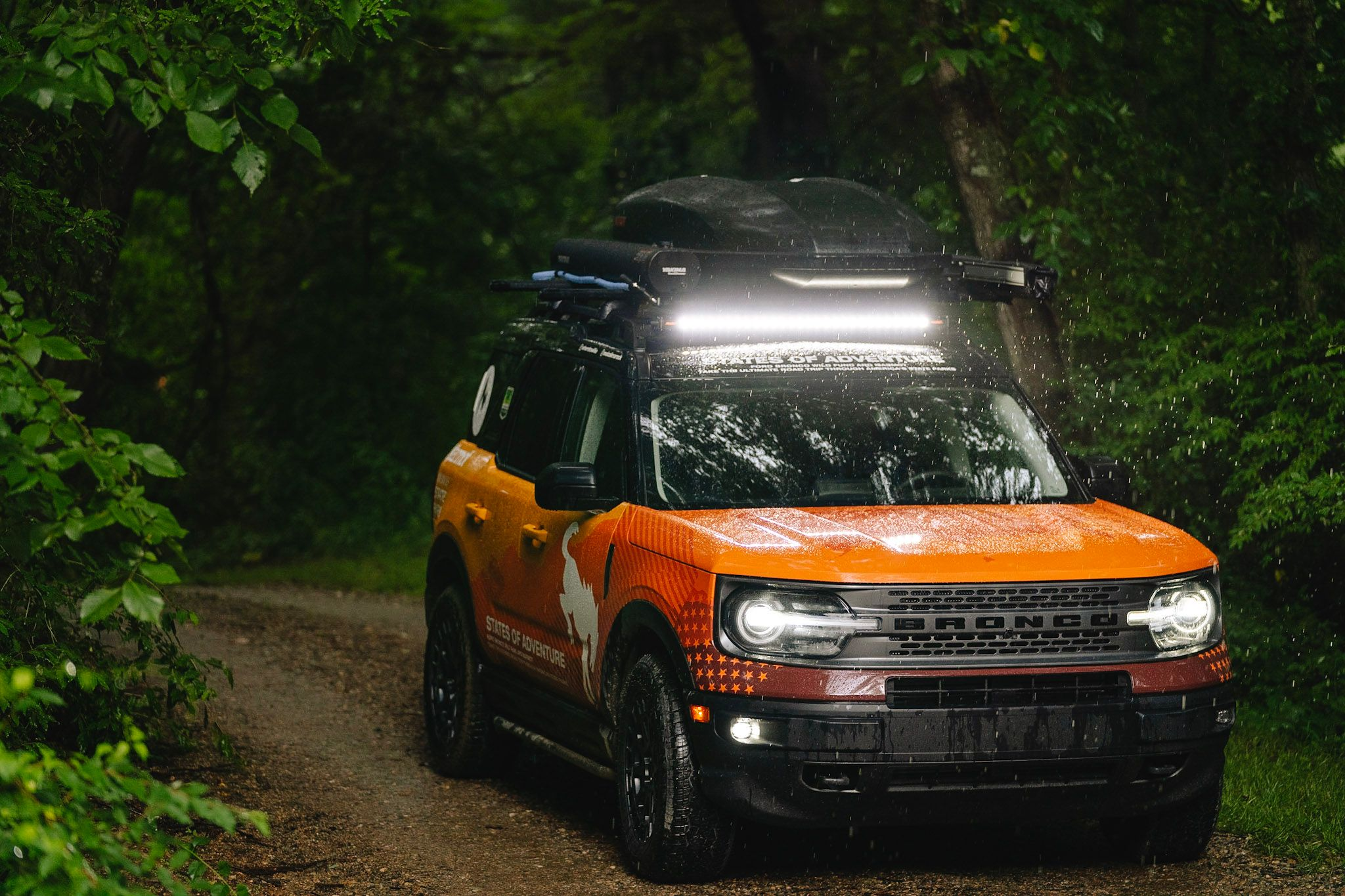 Marmot Ford Bronco State of Adventure
