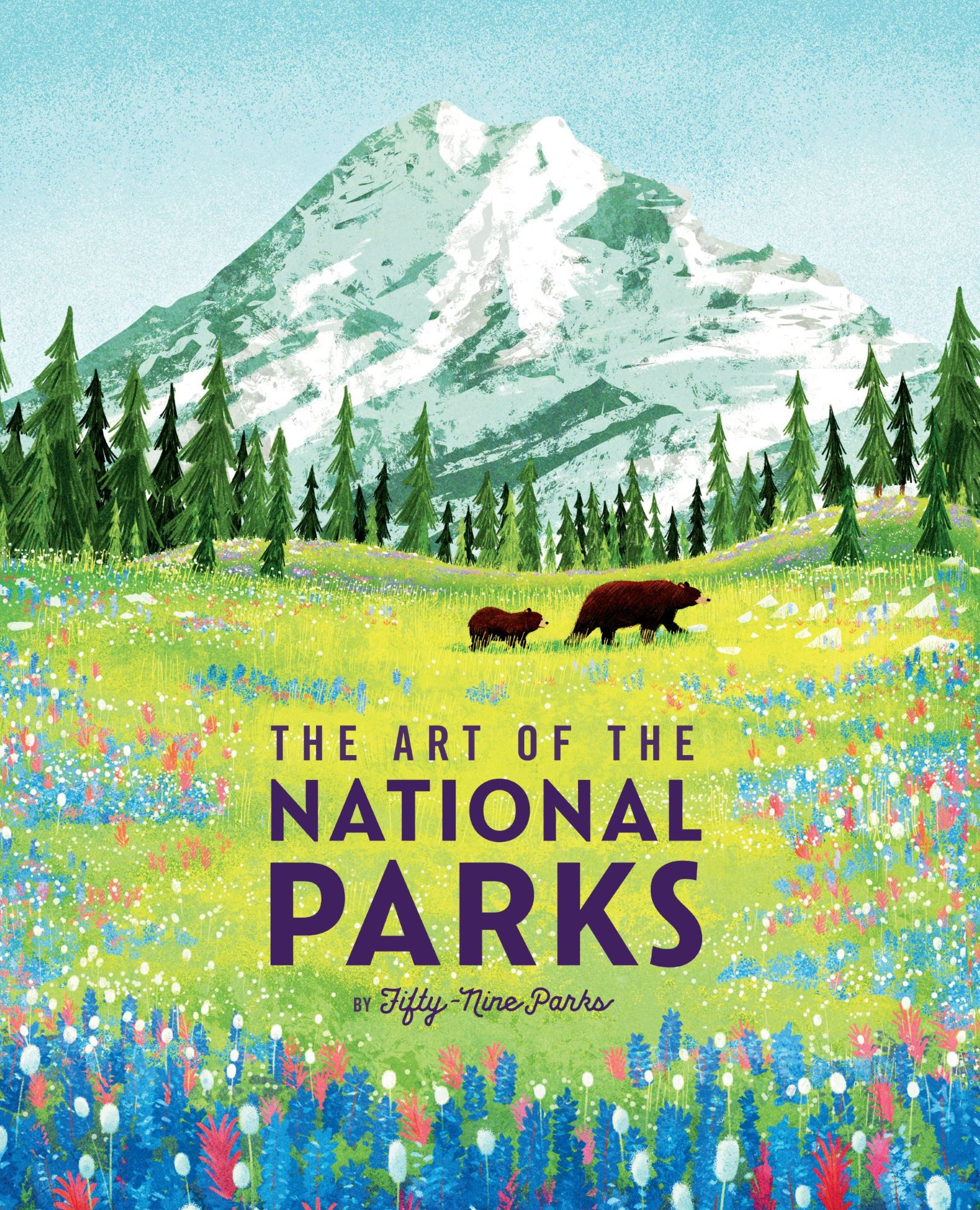 art of the national parks cover