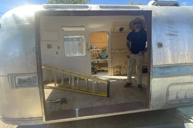 el jet airstream renovation