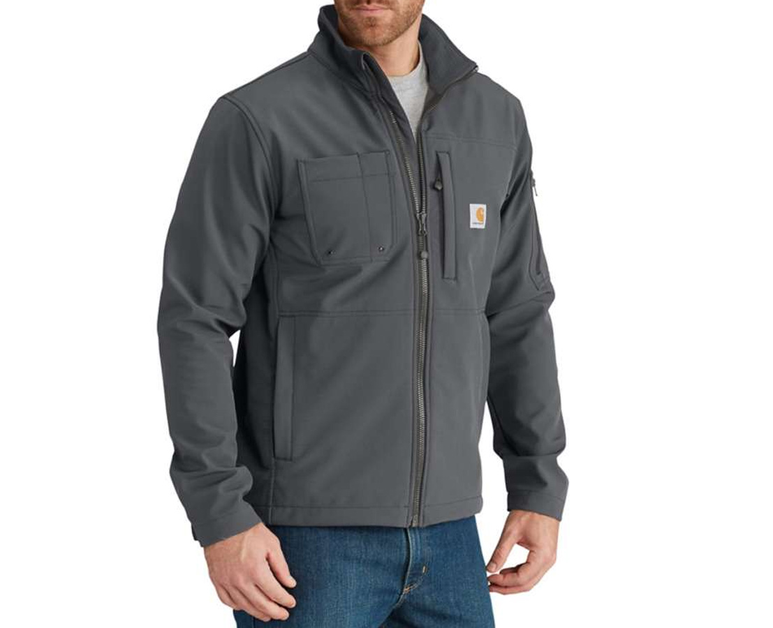 Carhartt Rain Defender® Relaxed Fit Midweight Softshell Jacket